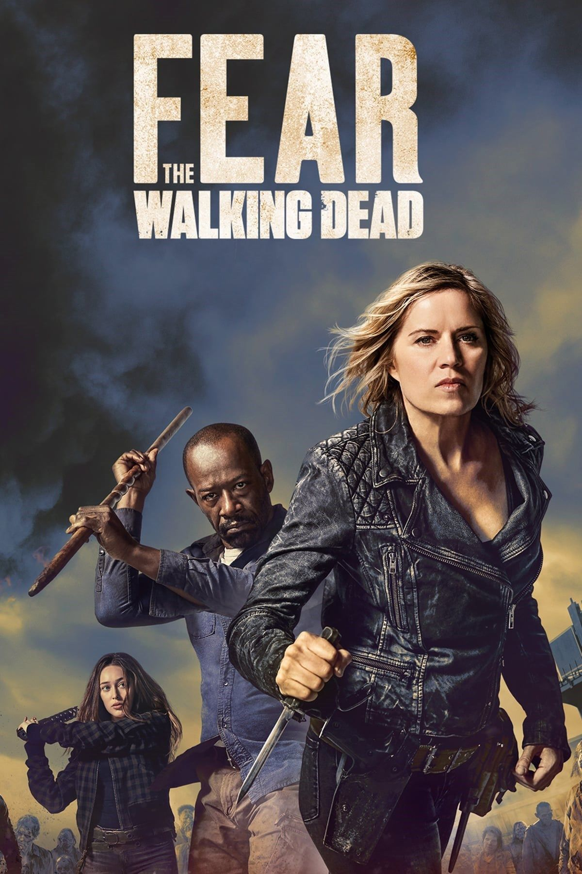 Ver Fear The Walking Dead Temporada 4 Capitulo 9 | fear | Pinterest ...
