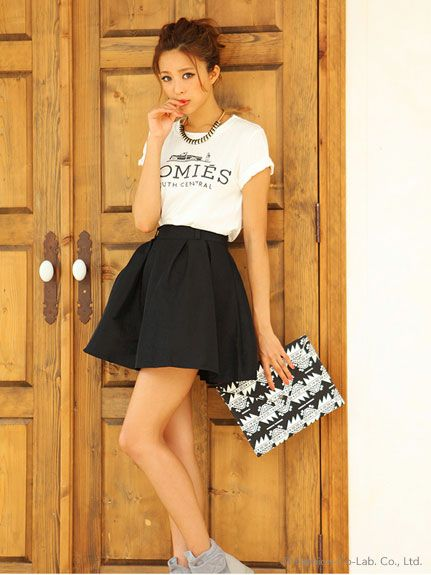 #fifth #skirt #fashion #japanese #asian #asia #japan #clothing #women #style #fashionista