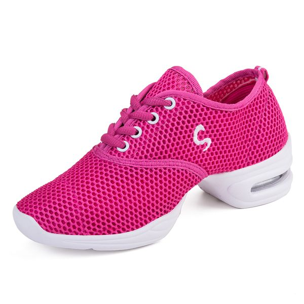 广场舞鞋现代舞跳舞鞋女增高