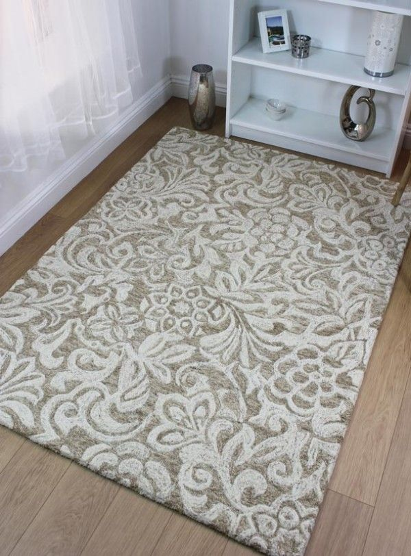 Regent Balham Natural Wool Rugs In 120x170cm Capitalrugsuk Free Uk Delivery