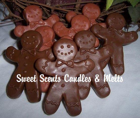 Gingerbread Boys Tart Melts