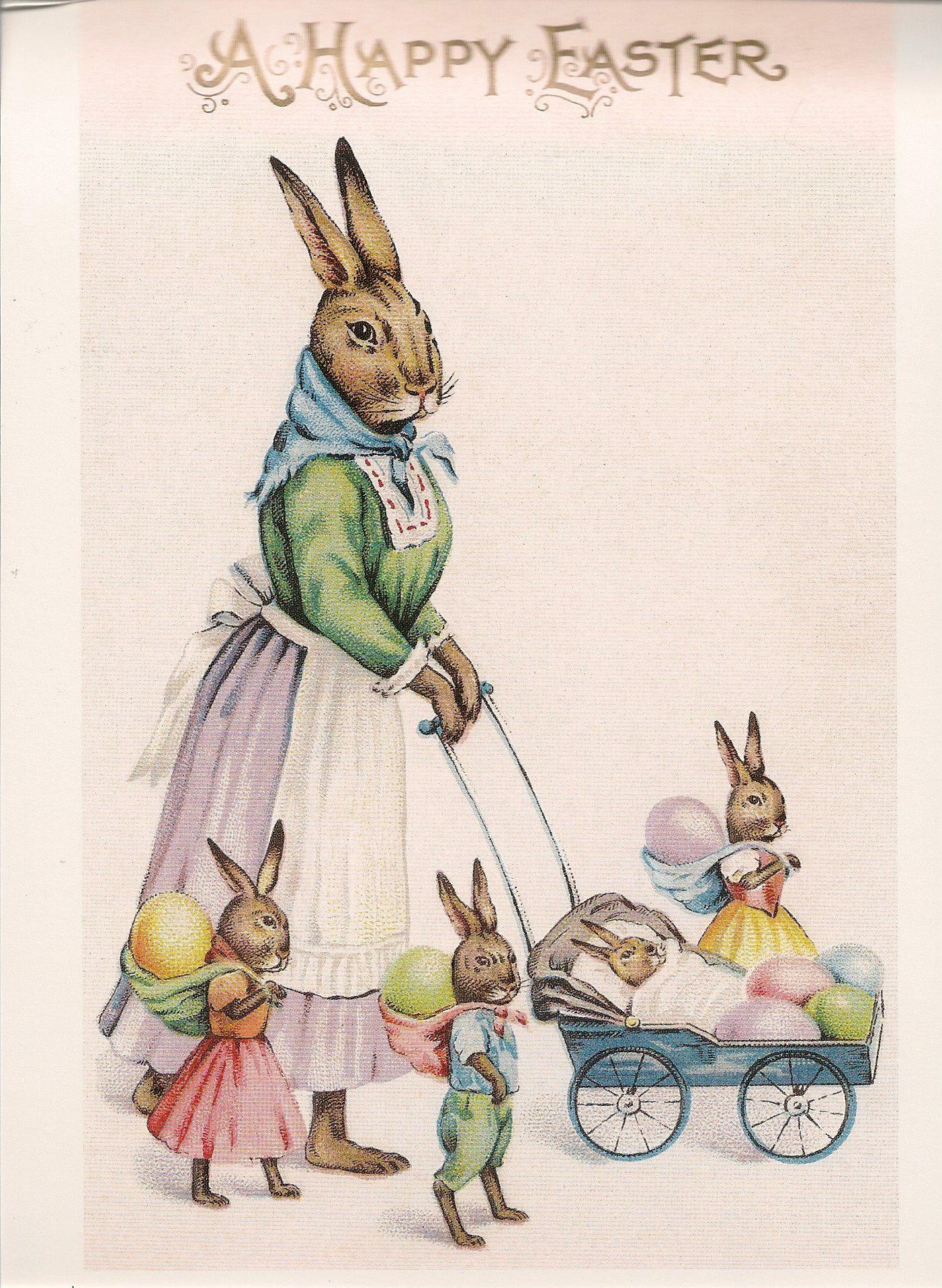 Pin By Beth Monroe On Random Vintage Easter Vintage Easter