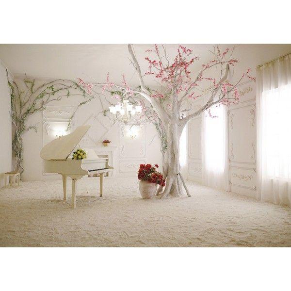 Papier peint romantique extension du0027espace - Scène du0027une pièce théâtre