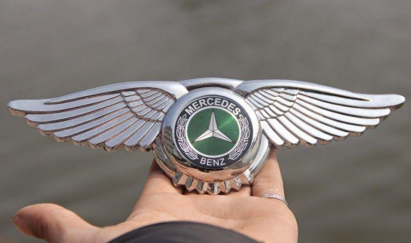 mercedes benz amg badge emblem eagle font b wings b font. Black Bedroom Furniture Sets. Home Design Ideas
