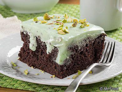 Hokey Pokey Cake | MrFood.com