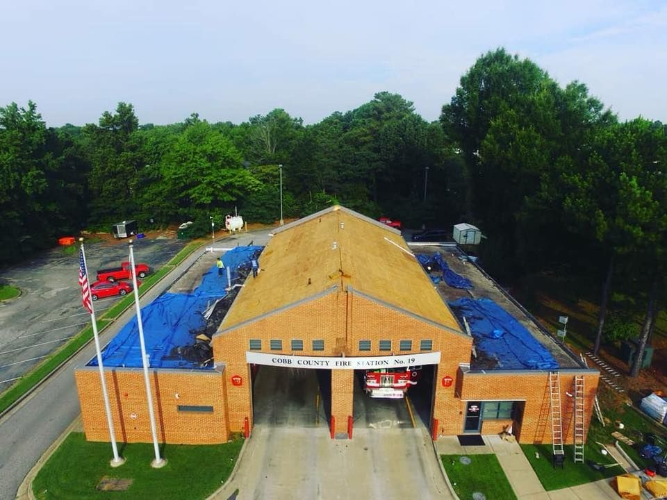 Kennesaw Ga Roofing Contractors Roofing Commercial Roofing