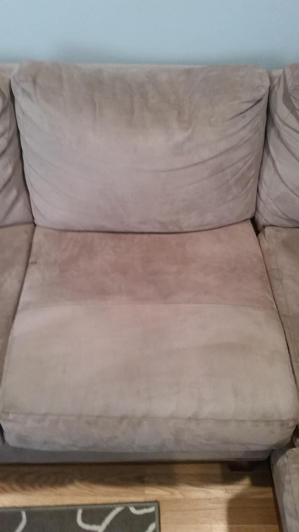 Stupendous Cleaning A Microfiber Couch Home Hacks Cleaning Inzonedesignstudio Interior Chair Design Inzonedesignstudiocom