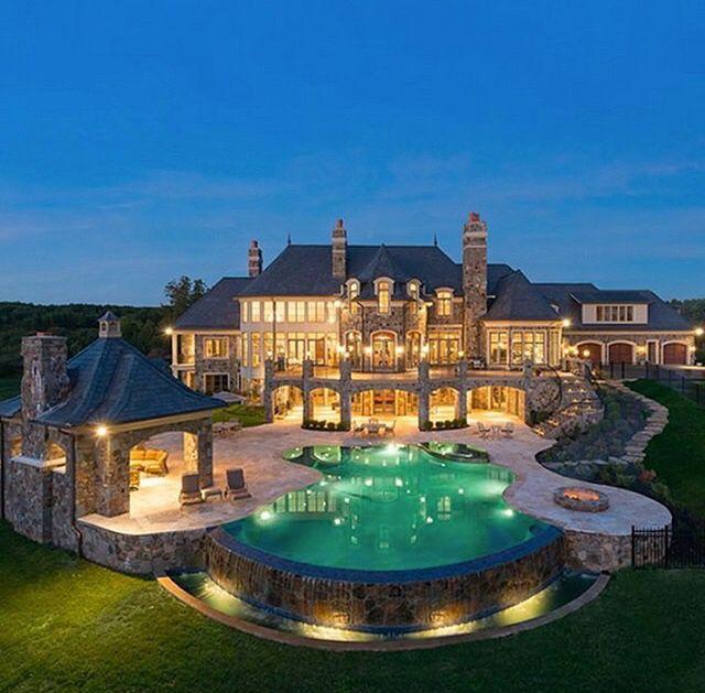 Luxury Mansion - Luxury Decor More Home Pinterest Luxury decor