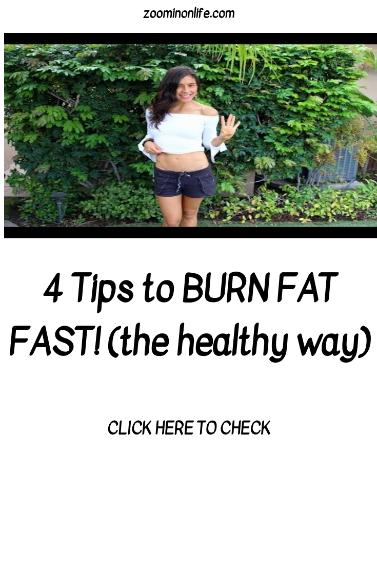 Healthy Diet To Remove Belly Fat