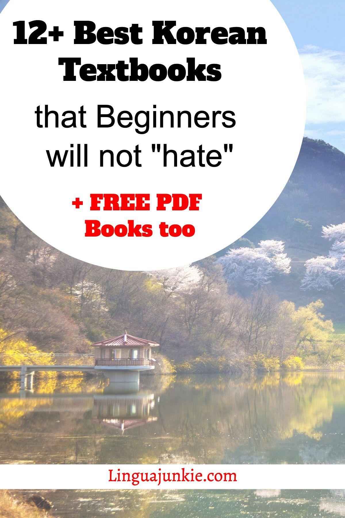 12 Korean Textbooks For Beginners Amp Smart Language