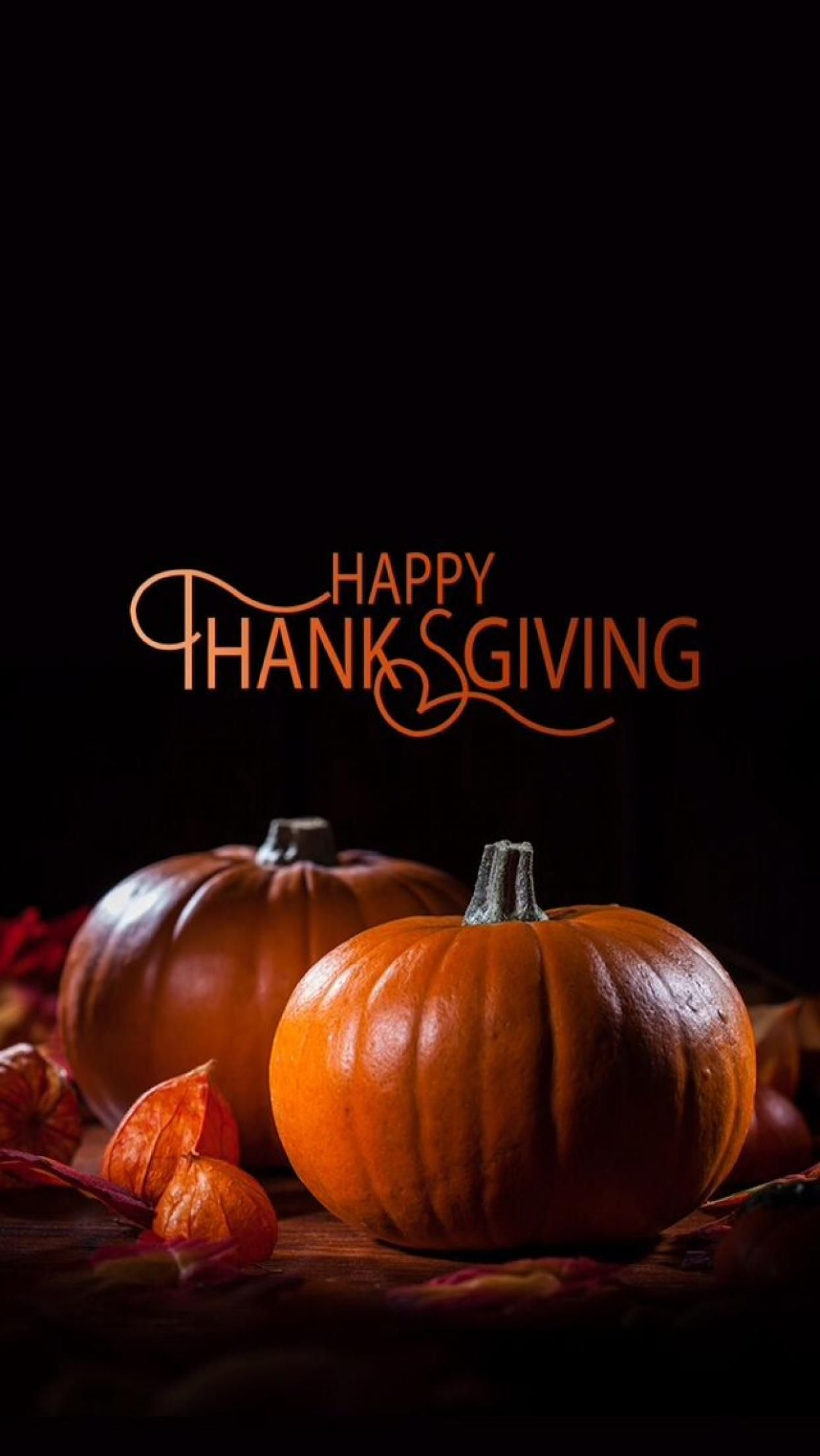 iphone 6 retina wallpaper Happy thanksgiving wallpaper