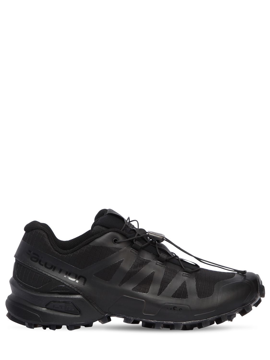 11 BY BORIS BIDJAN SABERI SALOMON BY 11 TECH NYLON SNEAKERS