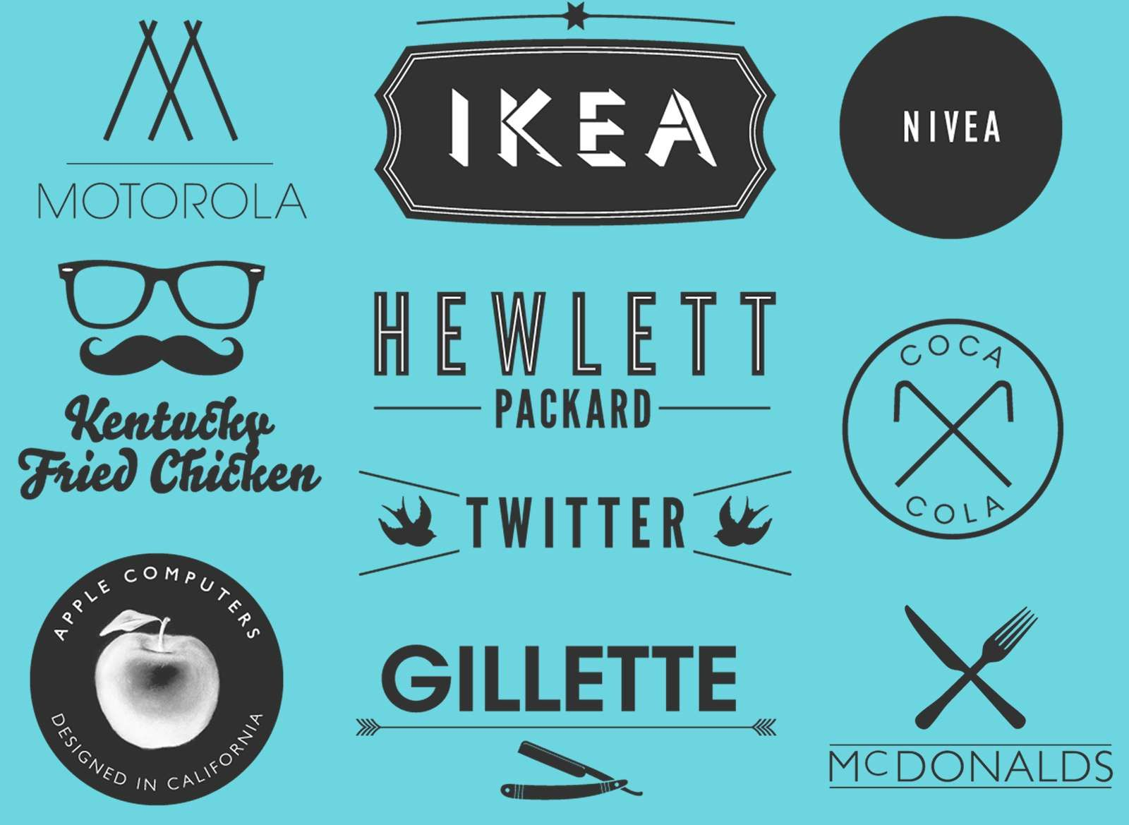 17 Best images about Hipster Logos on Pinterest | Logos, Hipster ...