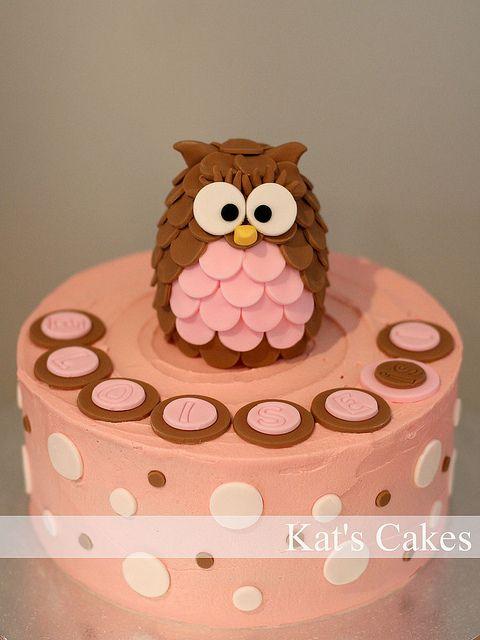 Maailman mahtavin pöllö-kakku!!!!!