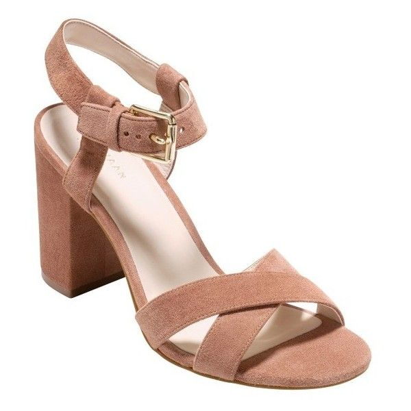 Women's Cole Haan Kadi Ankle Strap Sandal ($150) ❤ liked on