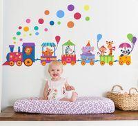 Vinilos infantiles para el cuarto del bebé   ideas originales ...