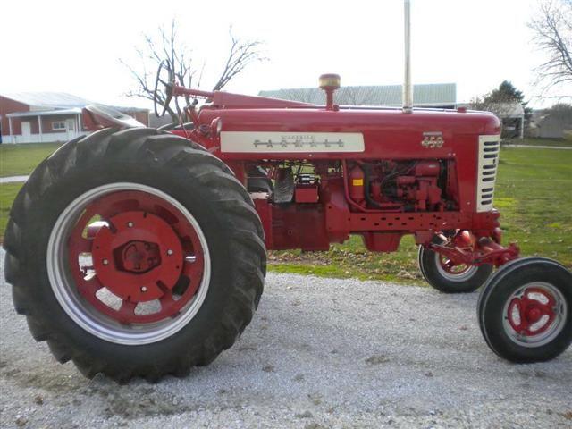 Farmall 450 Diesel Tractor For Sale Tractors For Sale Farmall