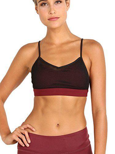 f752e33e77 Alo Yoga Women s Wisteria Bra Top