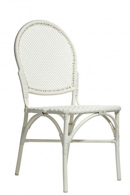 Armless Donovan Dining Chair   | Calypso St. Barth