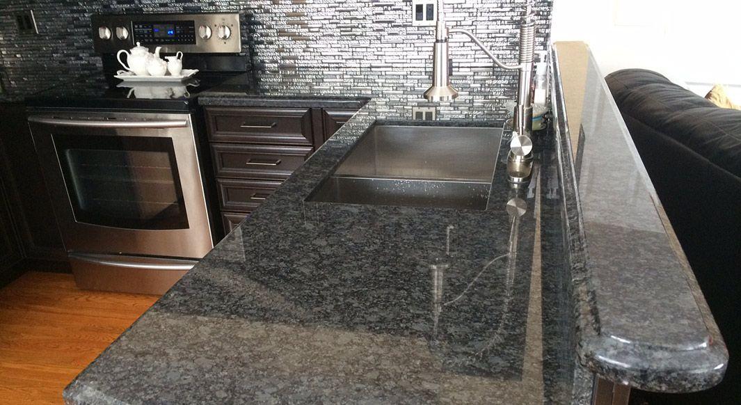 Steel Grey Granit Arbeitsplatten    wwwgranit-arbeitsplatten - küchenarbeitsplatte aus granit
