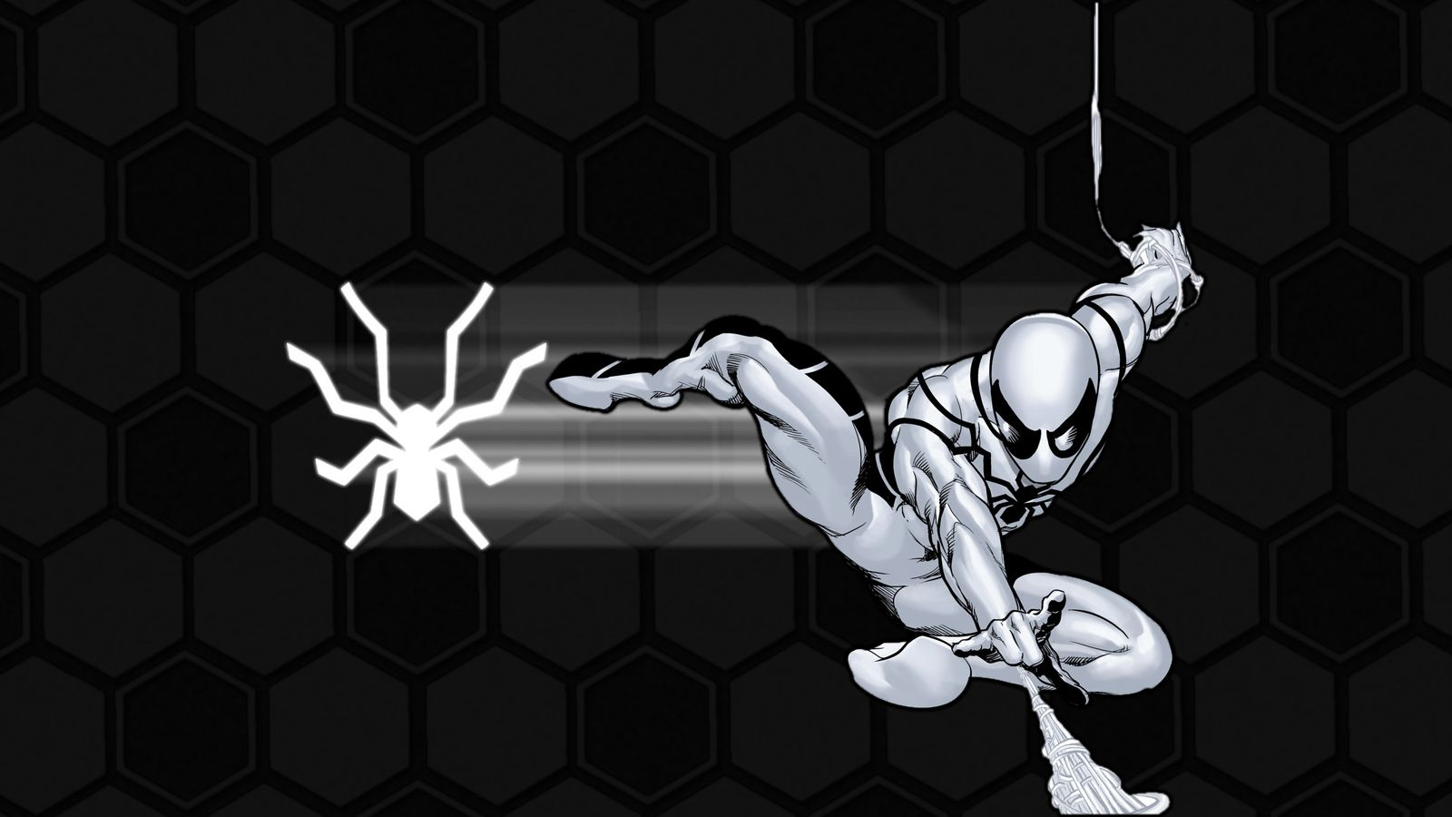 Future Foundation Spider Man Wallpaper By Squiddytron Deviantart