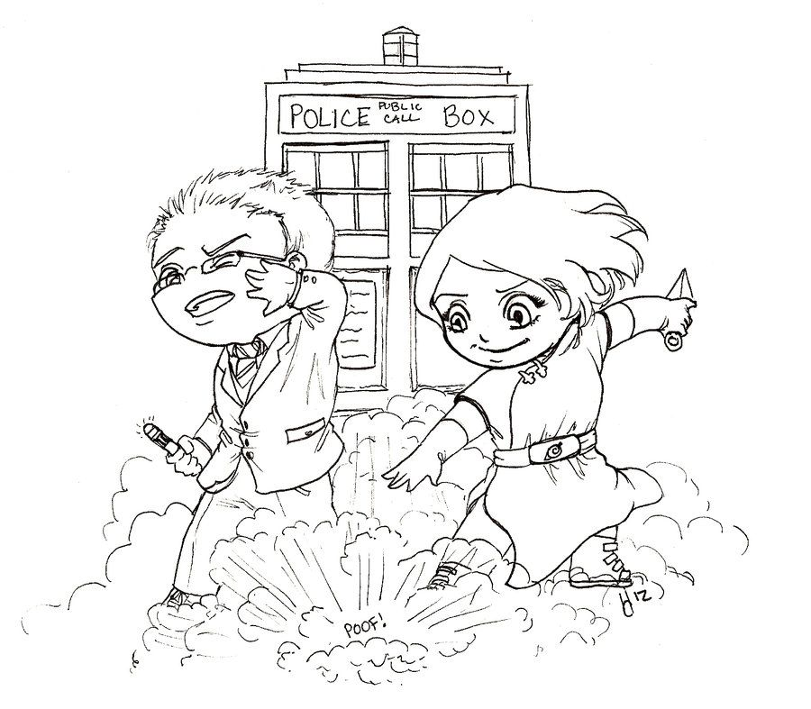eeeek! Cute coloring pages, Coloring pages, Color