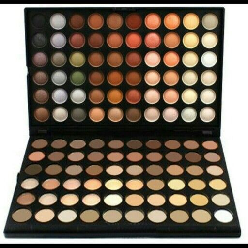 Nude 120 Palette #eyeshadow #smokeyeyelook #save www.simplyspoiledbeautyproducts.com use code SPRING to save 40 % off your order