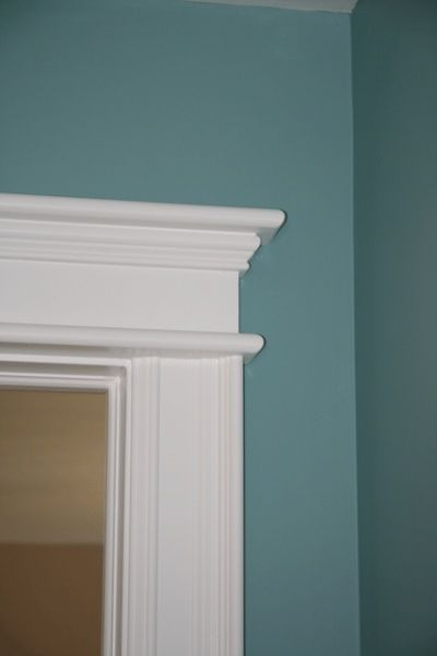Door Headers With Profile Sides First Timer On Trim