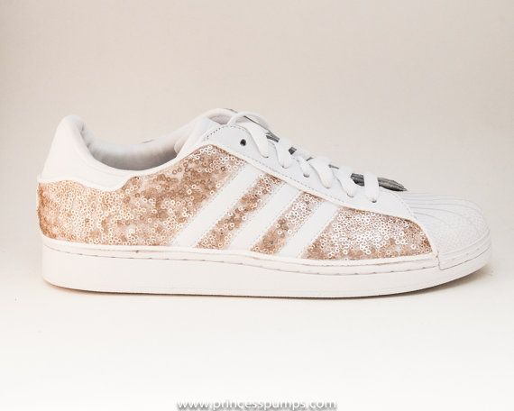 Adidas Glitter Superstars