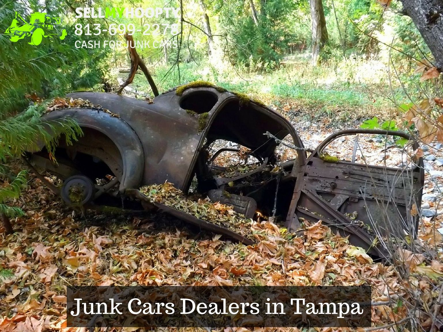 Call our Junk car dealer and exchange your old car with