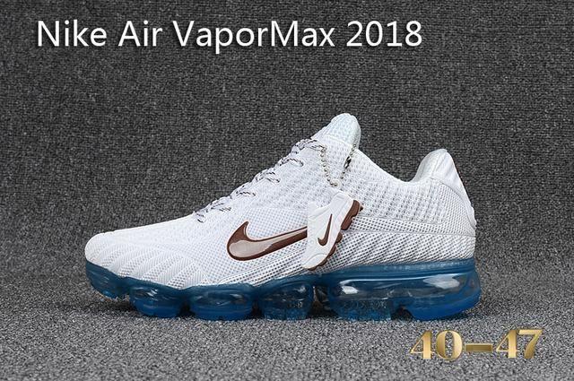 Nike Air Ultra Vapor Homme Air Vapormax Ultra Air Blanche Et Bleu Nike 3de0b6