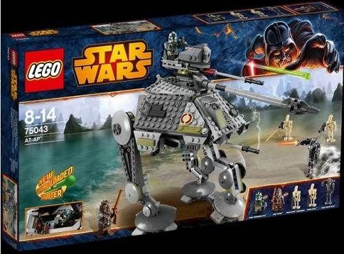 Đồ chơi Lego Star Wars 75043 mô hình Máy Chiến Đấu AT-AP