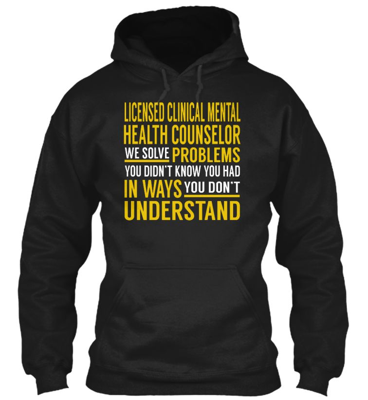 Licensed Clinical Mental Health Counselor #LicensedClinicalMentalHealthCounselor