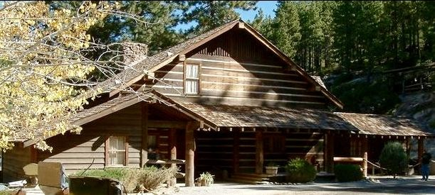 the ponderosa ranch house bonanza westerns in 2019