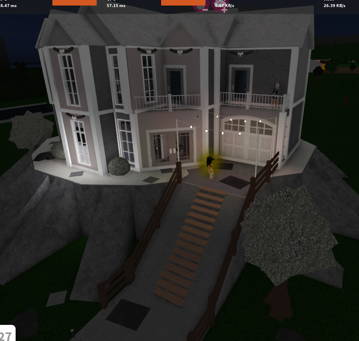 Aesthetic Bloxburg House Ideas One Story