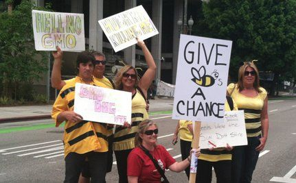 12 Great Signs From The March Against Monsanto Monsanto Network For Good Protest Signs