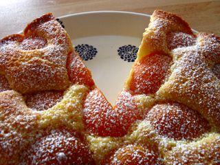 Kuchen de albaricoques