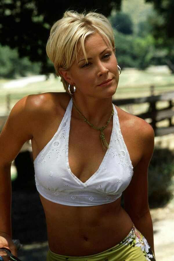 Brittany Daniel As Brandy In Joe Dirt Hair Pinterest Brittany