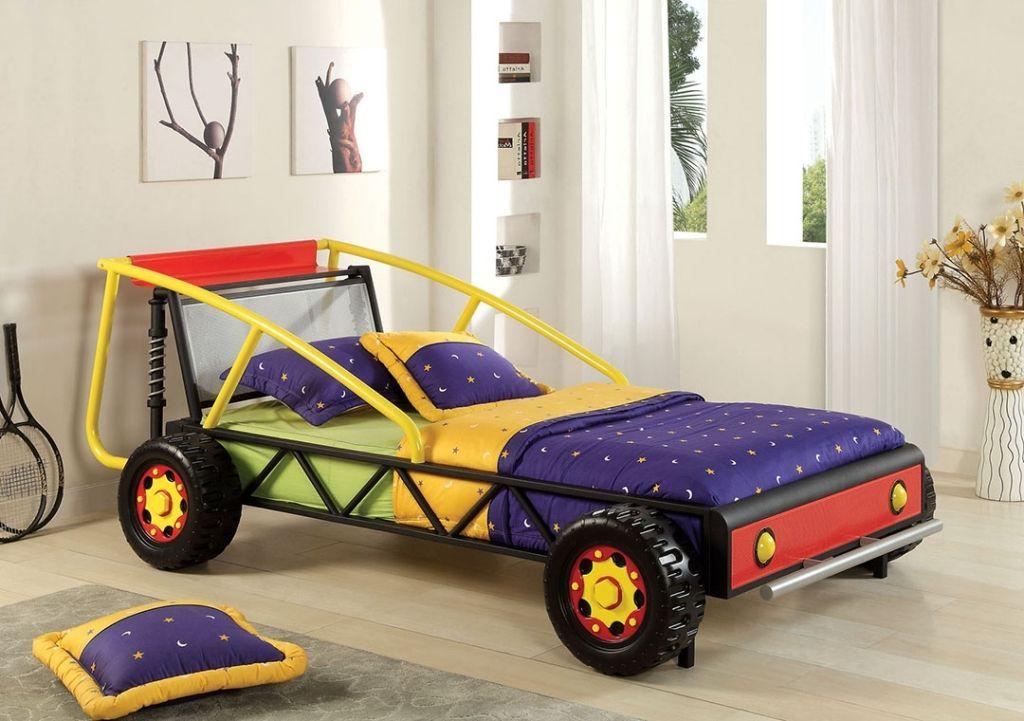 Etagenbett Autobett Bussy Kinderbett : Rennen auto bett twin tipps beim kauf und der montage kinderbett
