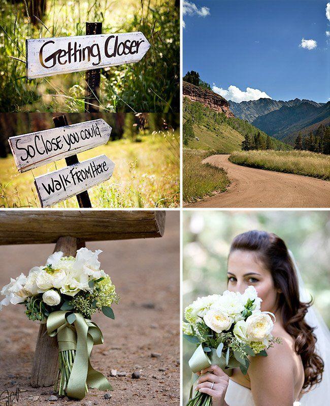 Claudia + Michael's Rustic Lake Real Wedding