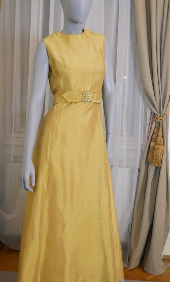 Yellow Cocktail Dresses for Mother of the Bride