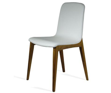 Sedie moderne busetto sedia moderna legno produzione for Sedie moderne design