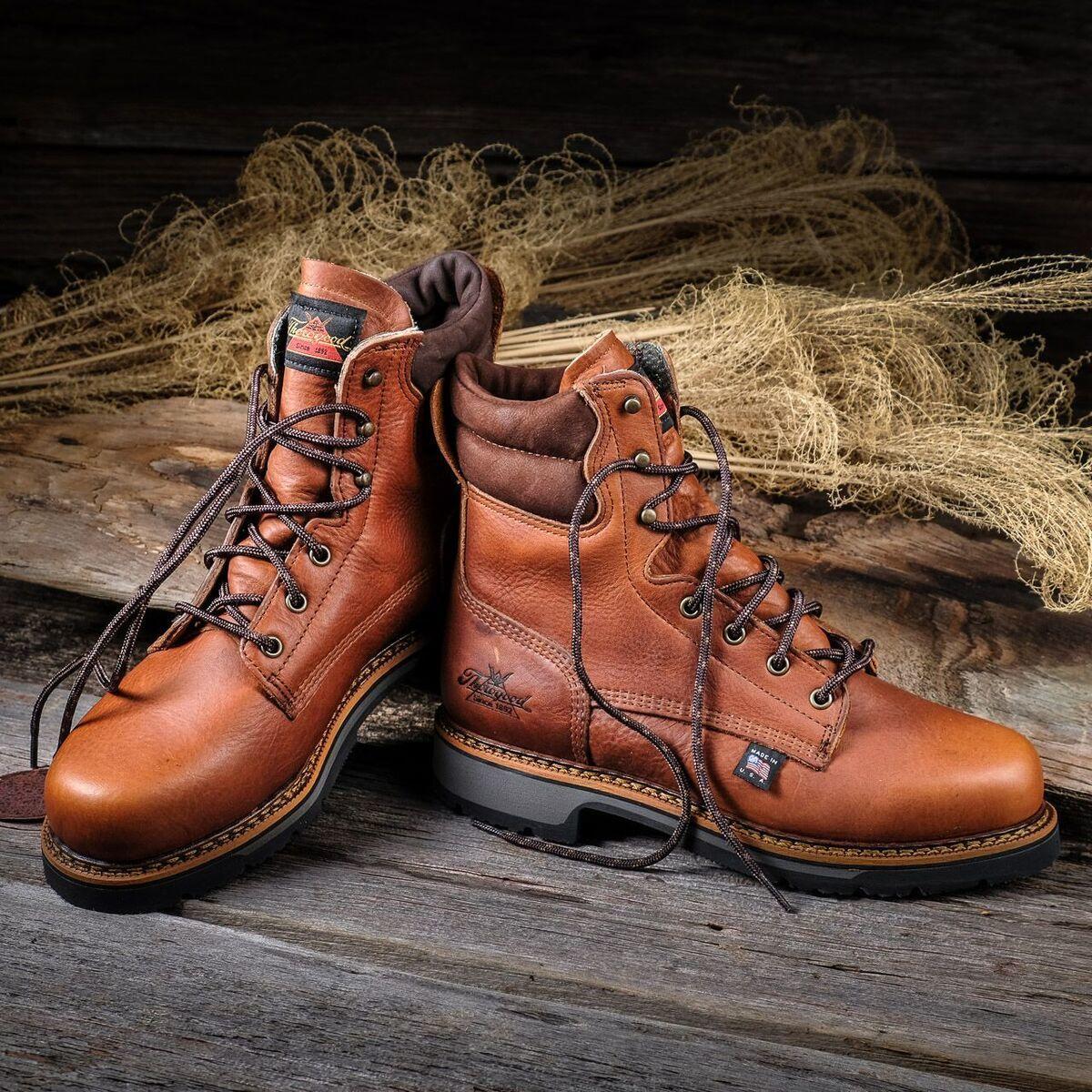 American Heritage Work Boot 814-4550