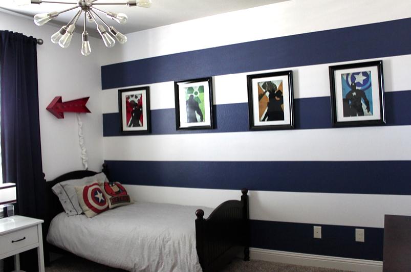 Danielle Oakey Interiors Little Boys Bedroom E Design Reveal