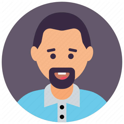 Bearded Man Hipster Male Avatar Male Person Young Man Icon Download On Iconfinder Man Icon Bearded Men Vector Icon Design