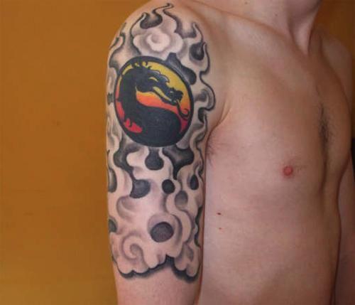 Tattoo Designs Mk: Sick Meaningless Tattoos Cuz I'm