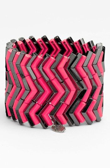 Zara Terez Chevron Bracelet available at #Nordstrom