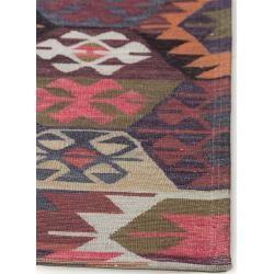Photo of benuta Trends Kurzflor Teppich mit Print Jelle Multicolor 160×230 cm – Moderner Bunter Teppich für W