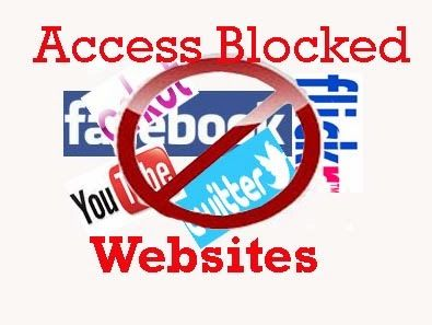 Websites are blocked in india surprisingly legal and perfectly step by step instructions to block particular websites on your computer ccuart Image collections