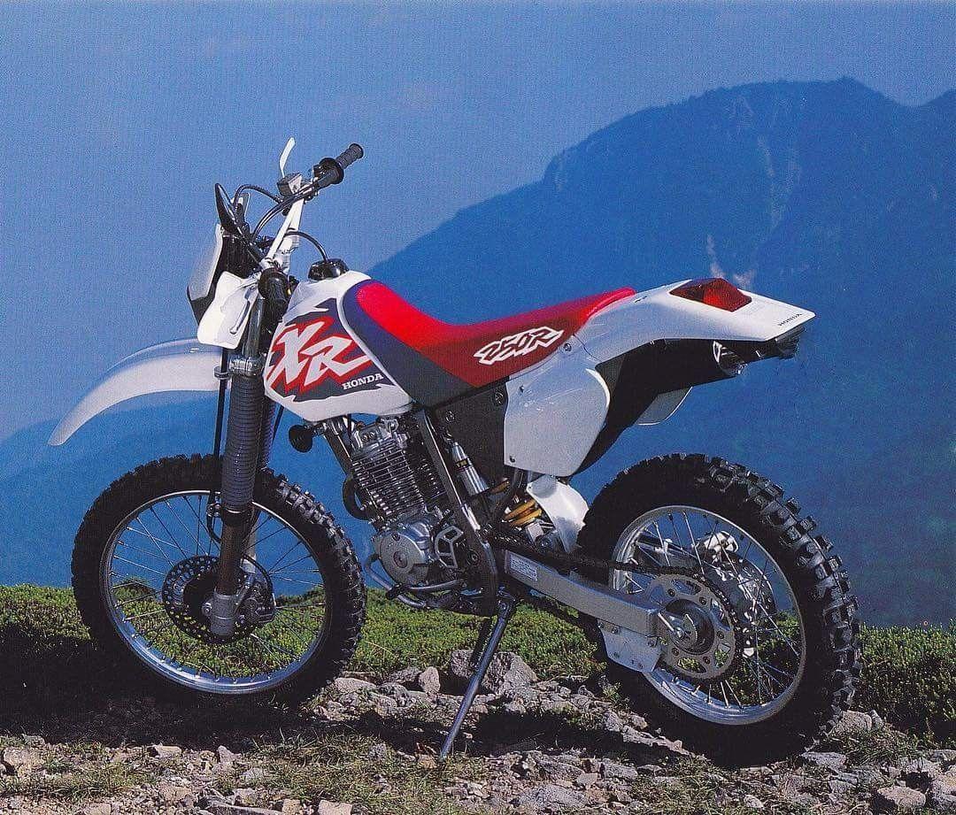 Honda Xr 250r Enduro Motorcycle Motorcycle Dirt Bike Enduro Motocross